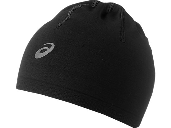 SEAMLESS PERFORMANCE BEANIE PERFORMANCE BLACK 3