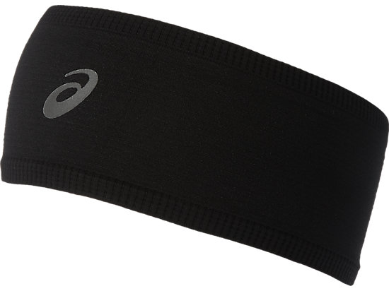 SEAMLESS HEADBAND PERFORMANCE BLACK 3