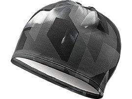 GORRO LOGO, Paint Geo Dark Grey