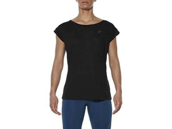 LAYERING TOP, Performance Black
