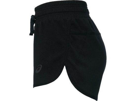 KNIT SHORT PERFORMANCE BLACK