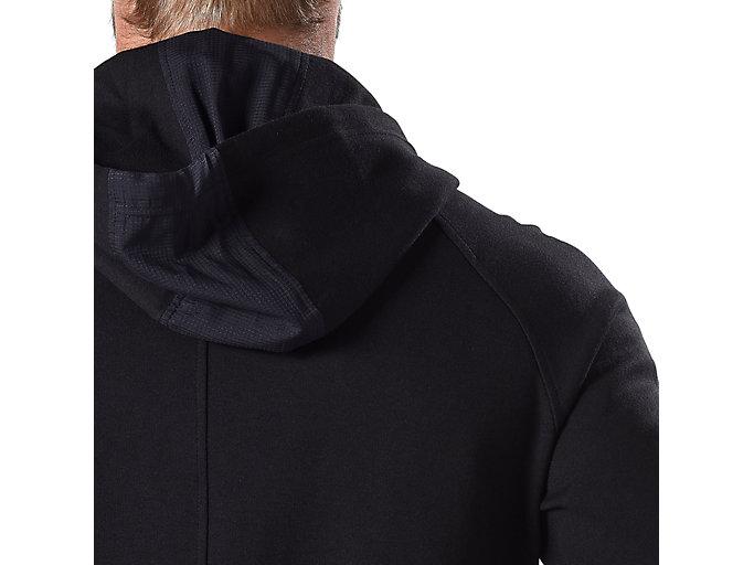 Alternative image view of Fleece Pullover Hoodie