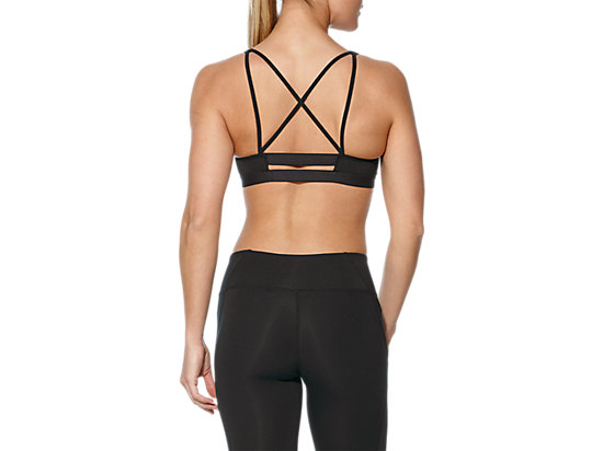CRISS CROSS BRA PERFORMANCE BLACK 19 BK