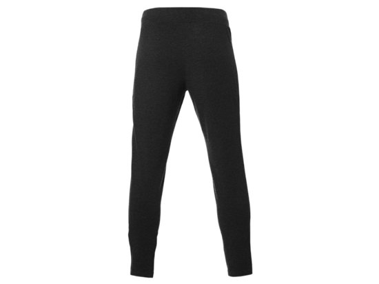 KNIT TRAIN PANT PERFORMANCE BLACK HEATHER 7