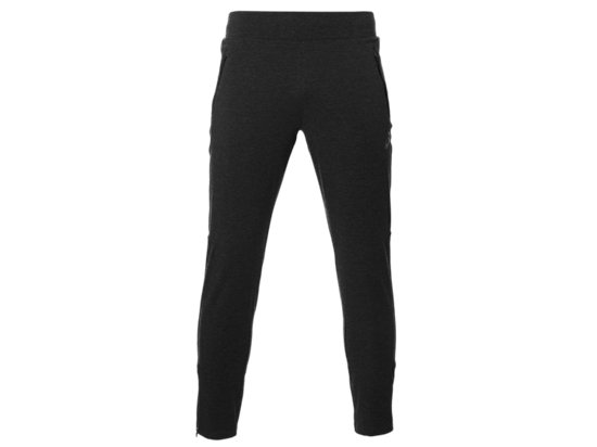 KNIT TRAIN PANT, Performance Black Heather