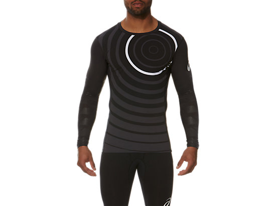 RECOVERY TOP DARK GREY RECOVERY 3