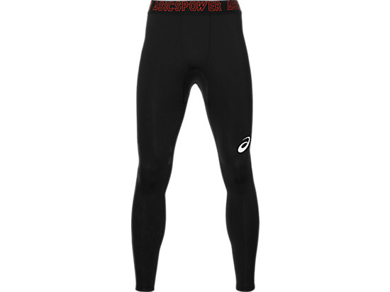 RECOVERY TIGHT PERFORMANCE BLACK 3 FT
