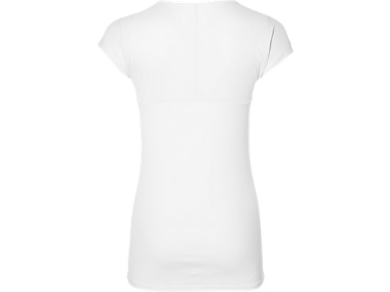 WORKOUT TOP REAL WHITE 7