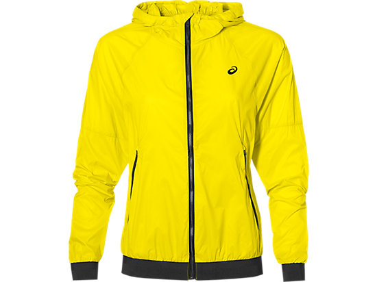 fuzeX TR LW JACKET BLAZING YELLOW 3