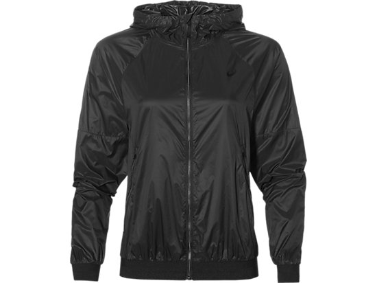 fuzeX TR LW JACKET PERFORMANCE BLACK 3 FT