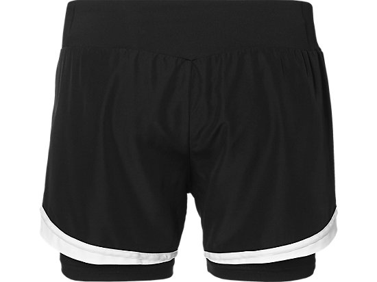 2IN1 SHORT PERFORMANCE BLACK 7