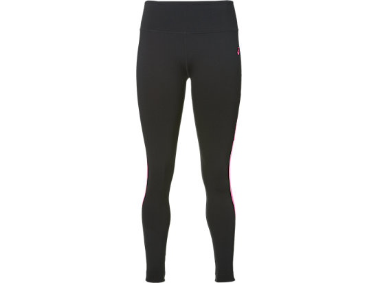 Knöchellange Trainings-Tight für Damen, Diva Pink