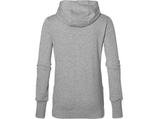 FZ HOODIE HEATHER GREY 7