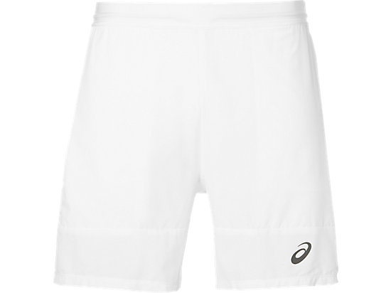 M ATHLETE SHORT 7IN REAL WHITE 3 FT