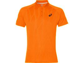 Polo de tenis con diseño para hombre