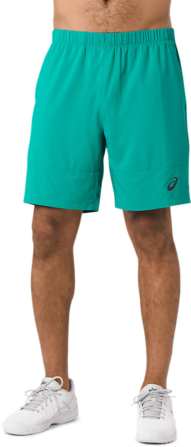 Asics Club 7 Short Men Lapis Mens Tennis Kleidung www