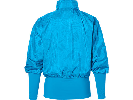W ATHLETE GPX JACKET DIVA BLUE 7 BK