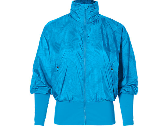 W ATHLETE GPX JACKET DIVA BLUE 3