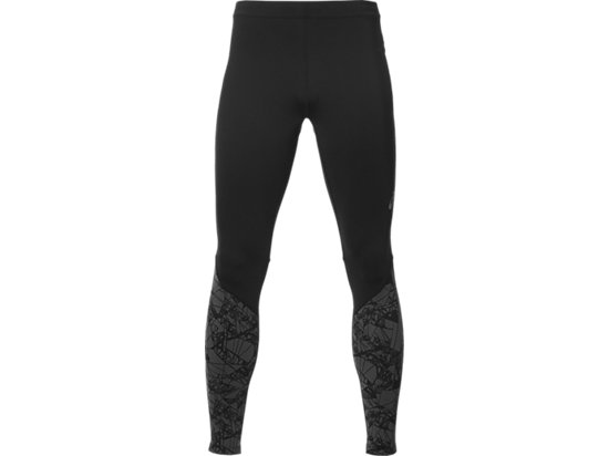 FUZEX GRAPHIC TIGHT, Optical Dark Grey