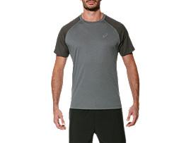 Camiseta de running de manga corta Lite-show para hombre