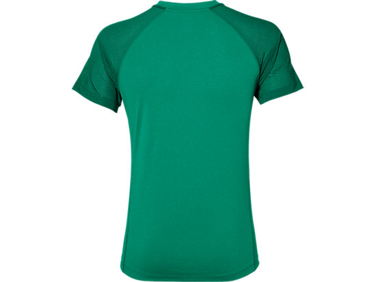 LITE-SHOW SS TOP JUNGLE GREEN HEATHER 7