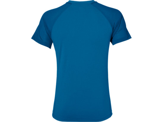 LITE-SHOW SS TOP THUNDER BLUE HEATHER 15