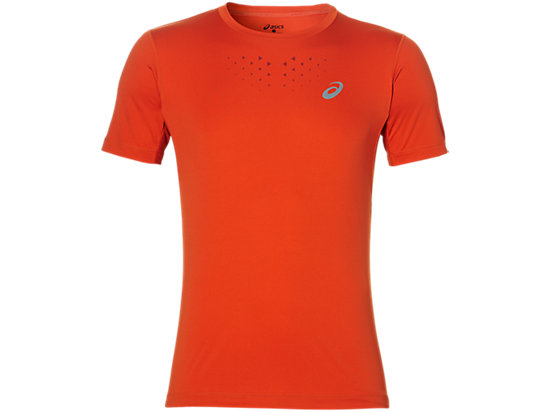 STRIDE SS TOP, Red Clay