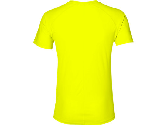 ASICS STRIPE SS TOP SAFETY YELLOW 7