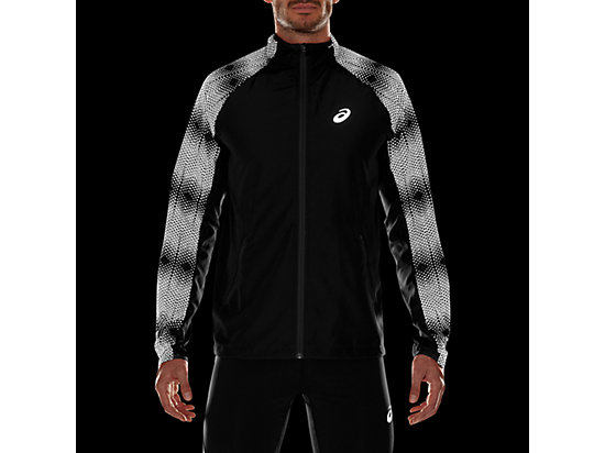LITE-SHOW JACKET PERFORMANCE BLACK 27 Z