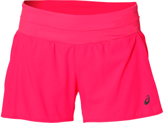 ELITE 3.5IN SHORT, Diva Pink
