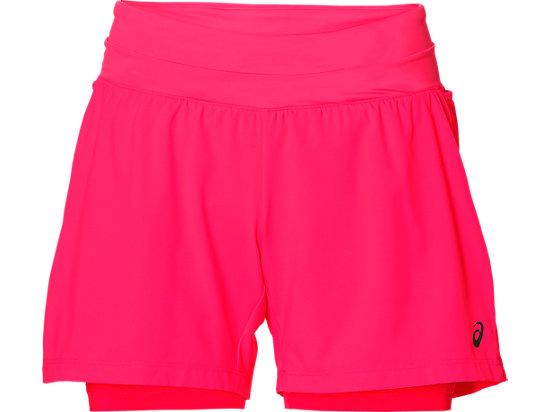 2-N-1 5.5IN SHORT, Diva Pink