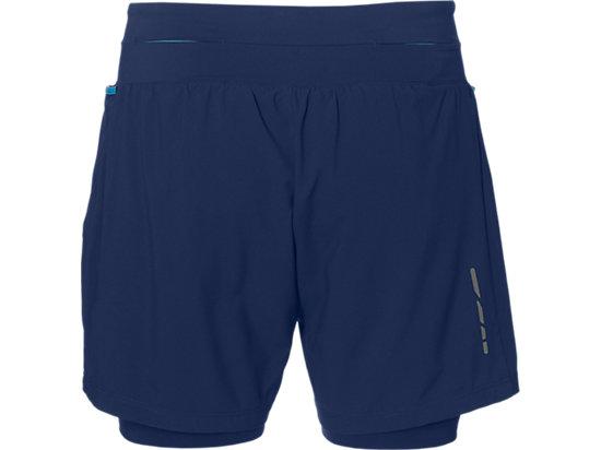 2-N-1 5.5IN SHORT INDIGO BLUE 7