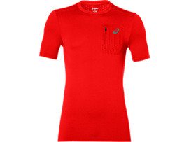 Camiseta de manga corta de running para hombre
