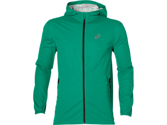 ACCELERATE JACKET JUNGLE GREEN 3