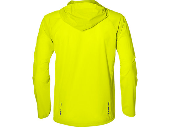 WATERPROOF JACKET SAFETY YELLOW 7