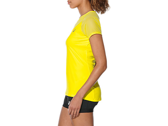 ELITE SS TEE BLAZING YELLOW 11