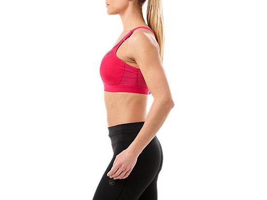 女式零摩擦运动胸衣 粉色