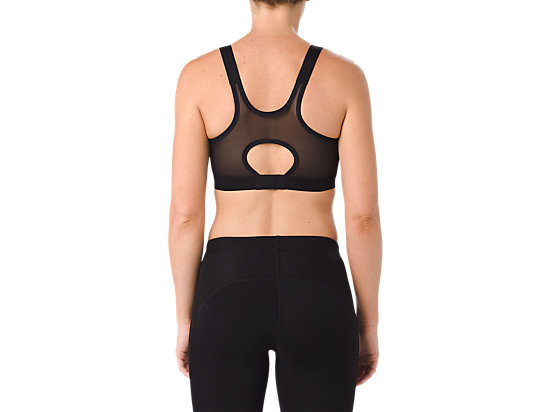 ZERO DISTRACTION BRA Performance Black