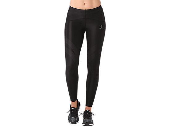 COLLANT DE RUNNING FINISH ADVANTAGE POUR FEMMES, Performance Black