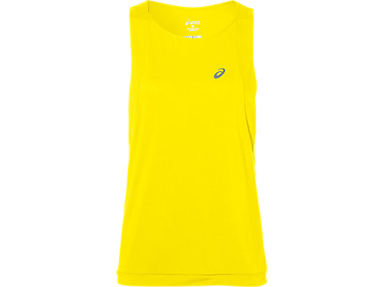 FUZEX LAUF-TANKTOP FÜR DAMEN, Blazing Yellow