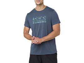 ASICS GRAPHIC SHORT SLEEVED TOP