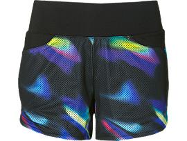 Pantaloncini da corsa a rete fuzeX da donna