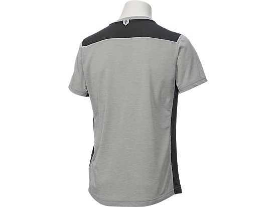 HEATHER T-SHIRTS MIDGREY