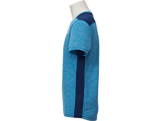 HEATHER T-SHIRTS THUNDER BLUE