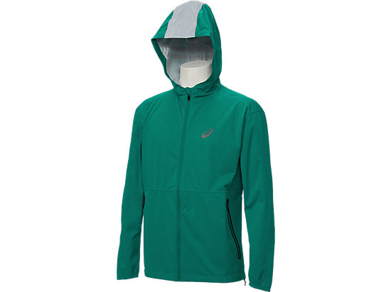 ACCELERATE JACKET JUNGLE GREEN