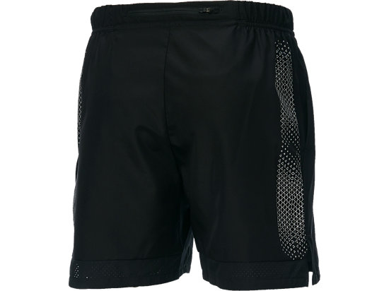LITE-SHOW 5IN SHORT PERFORMANCE BLACK