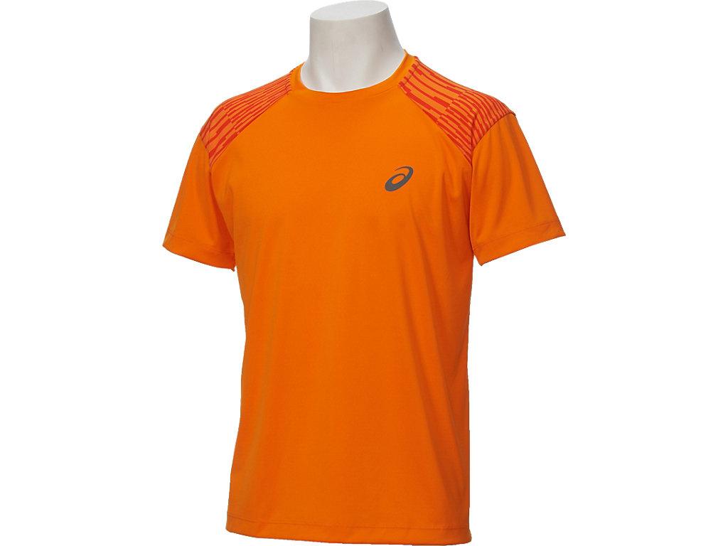 fuzeX T-SHIRT:オレンジポップ