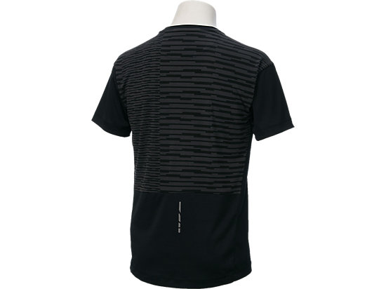 fuzeX T-SHIRT PERFORMANCE BLACK