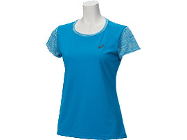 WOMENS fuzeX SHORT SLEEVE TOP