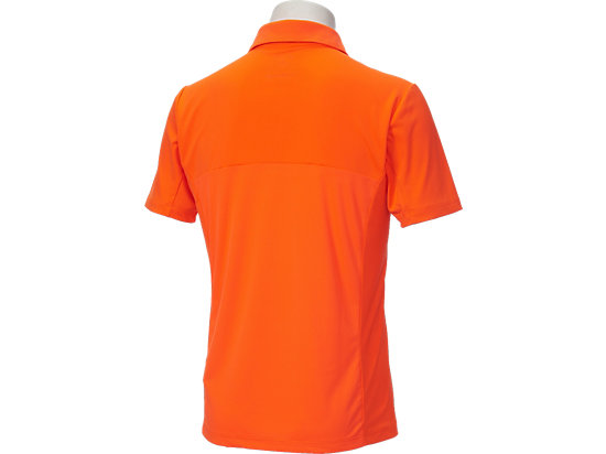 M CLUB SS POLO SHOCKING ORANGE